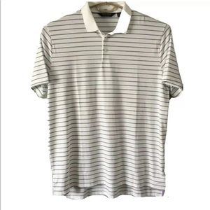 Ralph Lauren Golf Polo Shirt 4 Way Stretch Striped